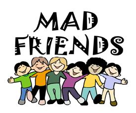 MAD Friends logo